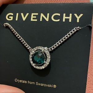 Givenchy necklace with Swarovski crystals